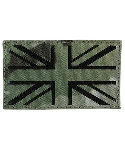UK Laser Cut Patch - BTP