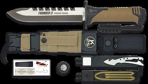 Thunder II Survival Knife