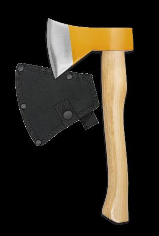 Wooden Handle Axe. 43 cm