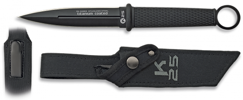 K25 Drop Point Tactical Knife
