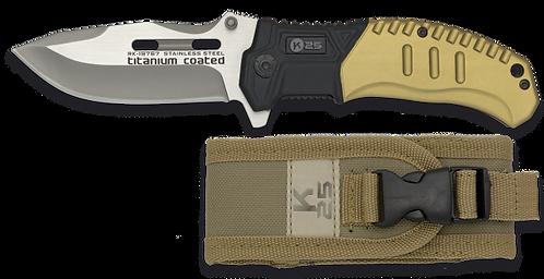 Tactical pocket knife