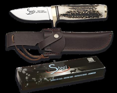 440 Steel Horn Sporting Knife