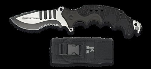 Pocket knife Titanium coated