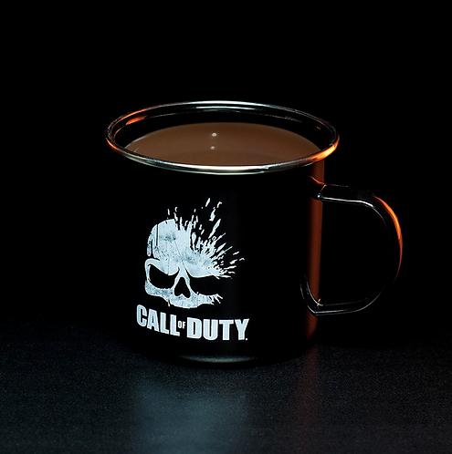 Call Of Duty Metal Mug