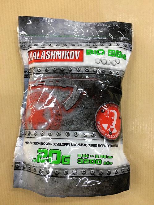 Kalashnikov 3200 Bio BB .20g