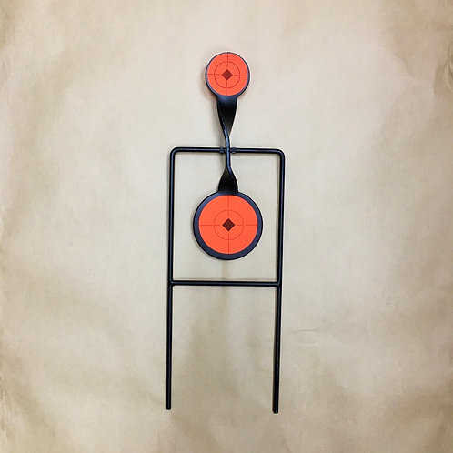 Double Ground Spinning Targets