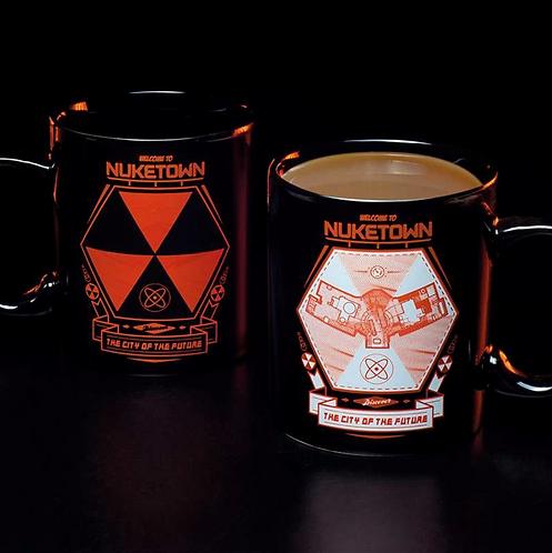 Nuketown Heat Change Mug