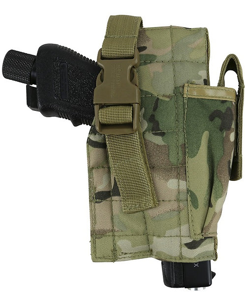 Molle Gun Holster with Mag Pouch - BTP