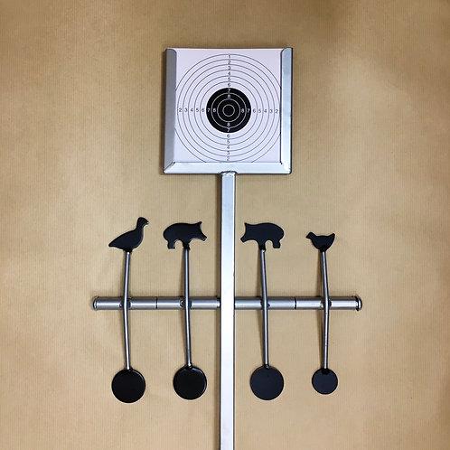 Ground Spike Target Holder