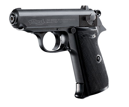 Walther PPK 4.5mm BB CO2