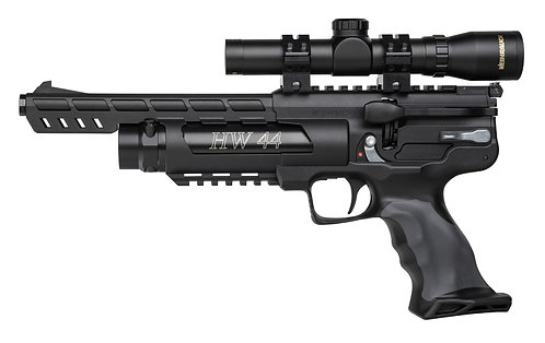 Weihrauch HW44 PCP Air Pistol .22