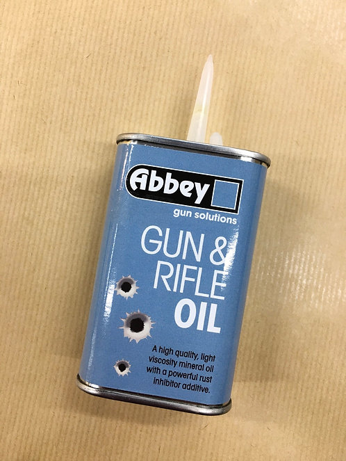 Abby Gun & Rifle Oil
