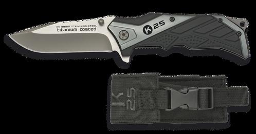 Grey Tactical pocket knife
