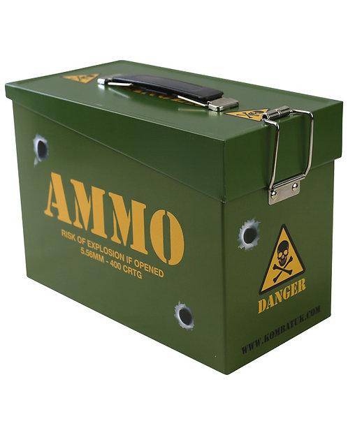 Army Style Ammo Tin