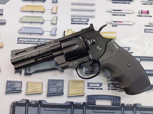 Colt 357 python 4 inch