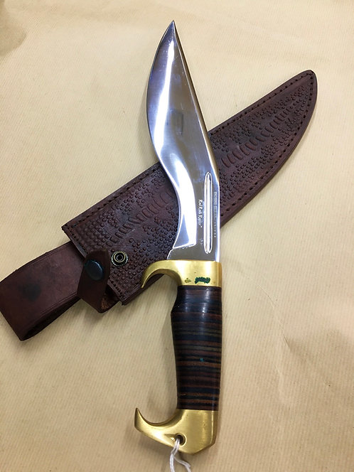 Red Rock Raptor Gurkha Knife