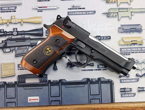 Beretta m92 resident evil edition samurai edge