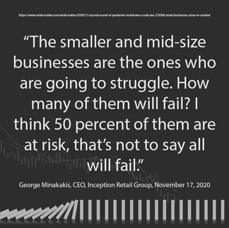 Small Business - Small and Mid-Size Businesses Struggle