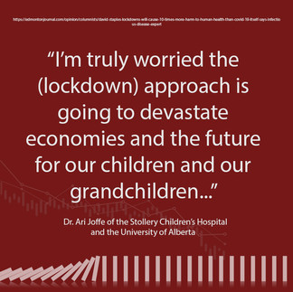 Small Business - Devastating the Economy and Our Children's Future