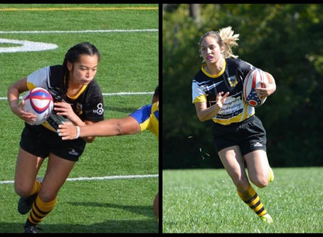 FRFC Awards Rugby Scholarships to Two Perrysburg Players