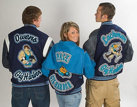Lettermens Jackets