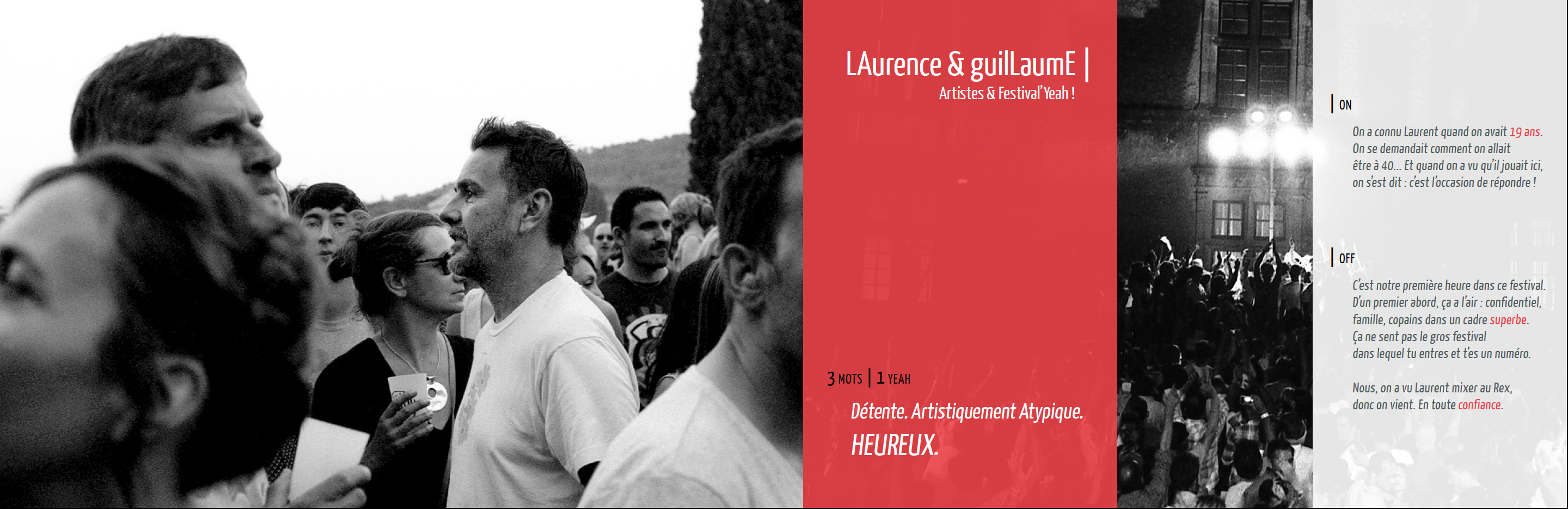 Laurence & Guillaume