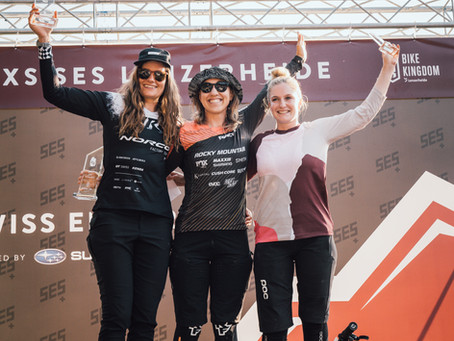 2nd place at the first ever Swiss Enduro Series