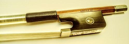 KRUTZ Silver Pernambuco Cello Bow