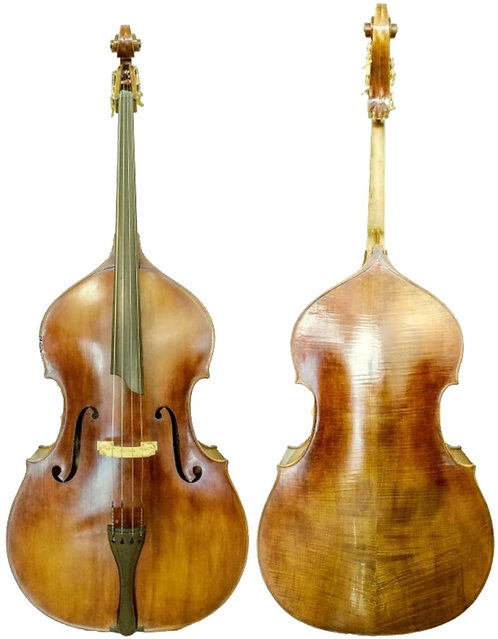 Anton Krutz Violin Bass (Dealer Info)