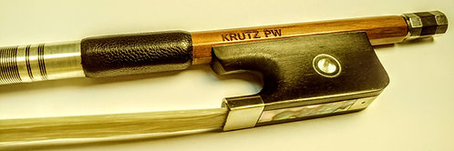 KRUTZ Plantation Wood Viola Bow