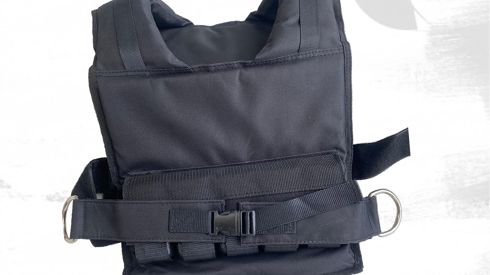 Weighted Vest (Adjustable, 10kg and 20kg)