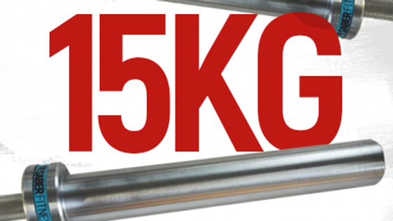 15kg Barbell