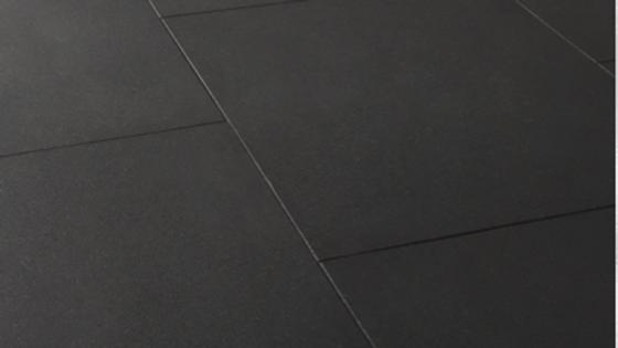 Floor Tile - Black - 15mm x 1m x 1m