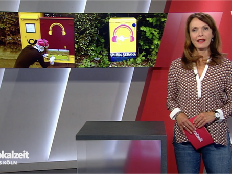 WDR FERNSEHEN: Lokalzeit Köln (Beitrag)