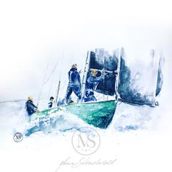 8-meter-seilbåt