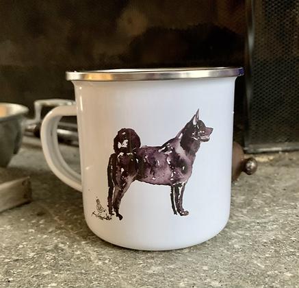 Sortelghundkoppen