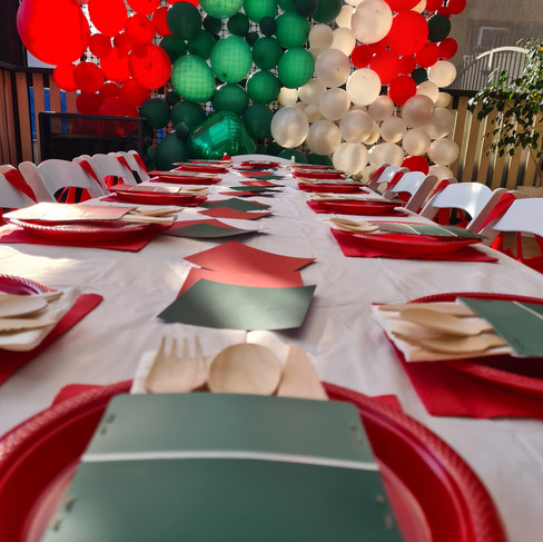 Themed Parties - without the expense