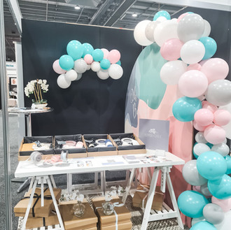 PBC Expo Balloon Install_White Orchid Events