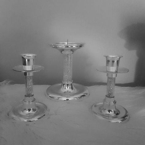 'Glam' candelabra set $10