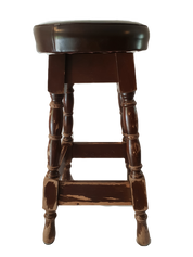 'Saloon' bar stool $5