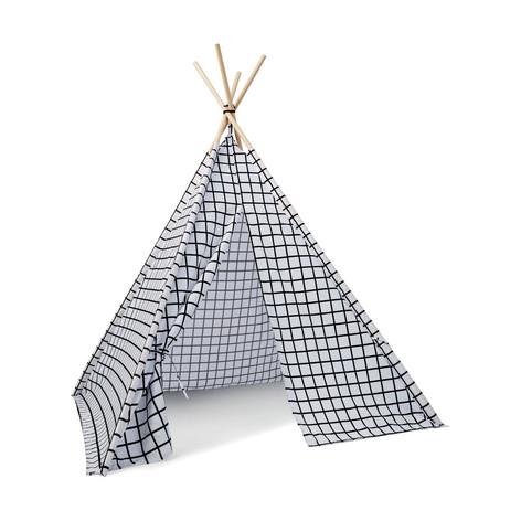 'Grid' Teepee $25