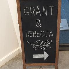 'Becky' Blackboard $20