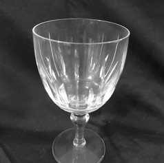 'Sherry' Crystal glass $0.75