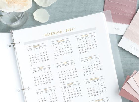 Get started with a DIY Wedding Planner {Binder}!