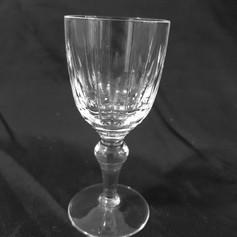 'Port' Crystal glass $0.75