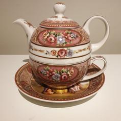 'Lady' teapot $10