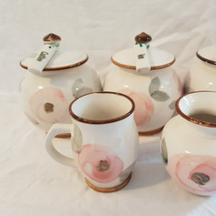 'Rose' tea set $30