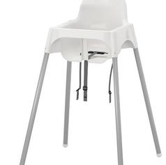 'Kiddie' High chair $10