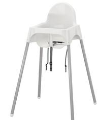 Kiddie high chair $10