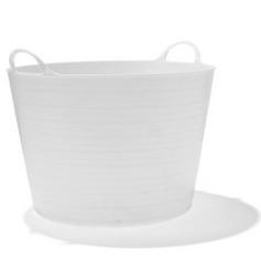 'Tub' white $5